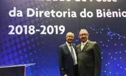 José Wanderley Neto toma posse como vice-presidente da SBC em solenidade no Rio