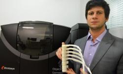Startup Brasileira usa impressora 3D para criar réplicas de órgãos