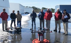 Drone reduz em até 50% o tempo de transporte de órgãos para transplante